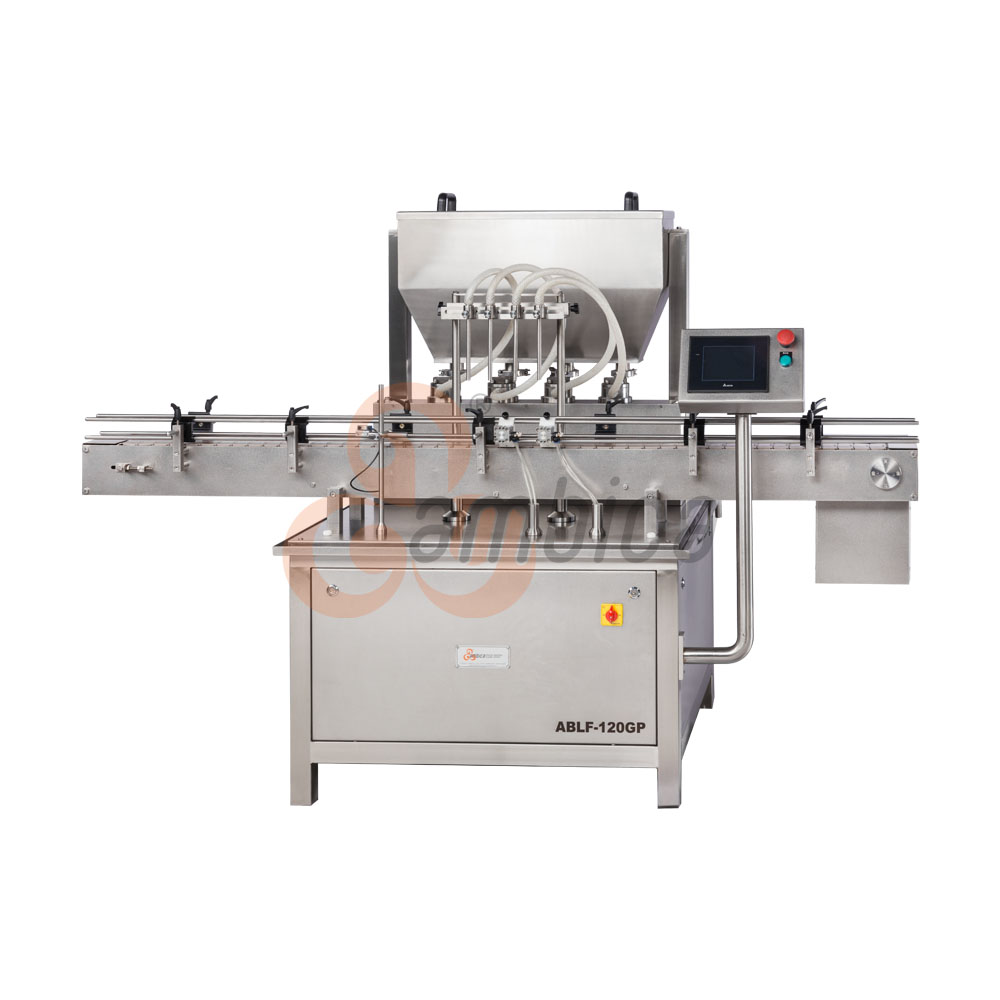 Automatic High Speed Servo Driven Gear Pump Type Bottle Liquid Filling Machines