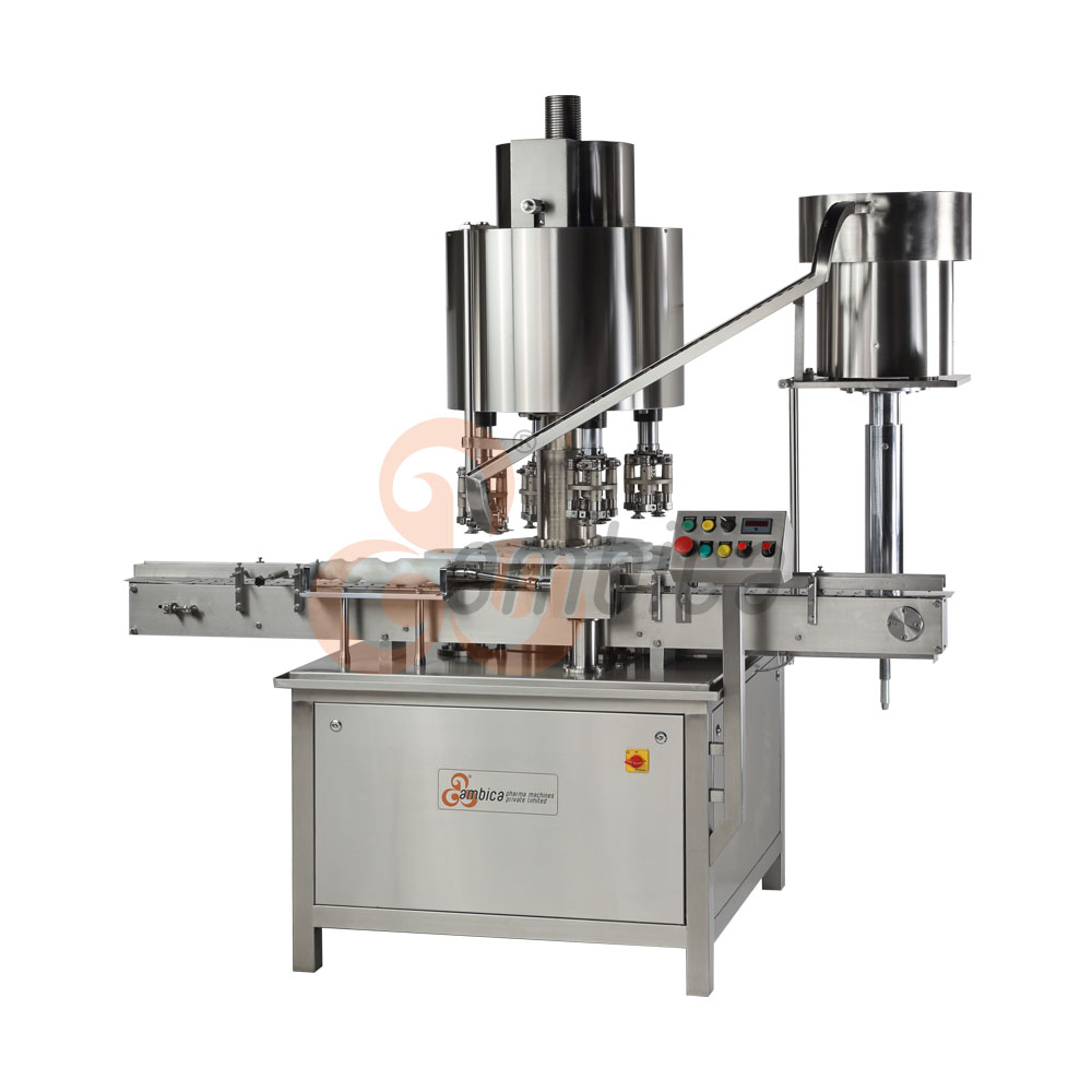Automatic High Speed ROPP Cap Sealing Machines