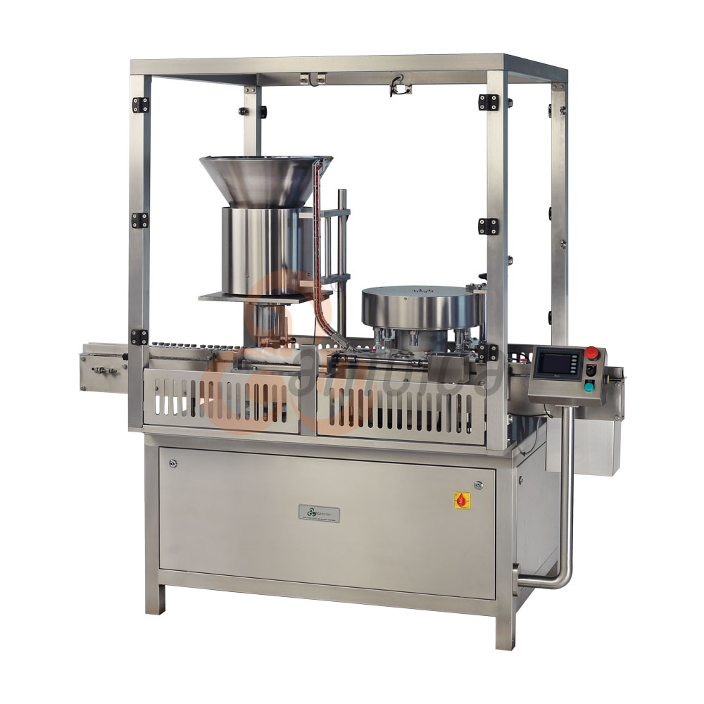 Automatic High Speed Vial Aluminum Cap Sealing Machines
