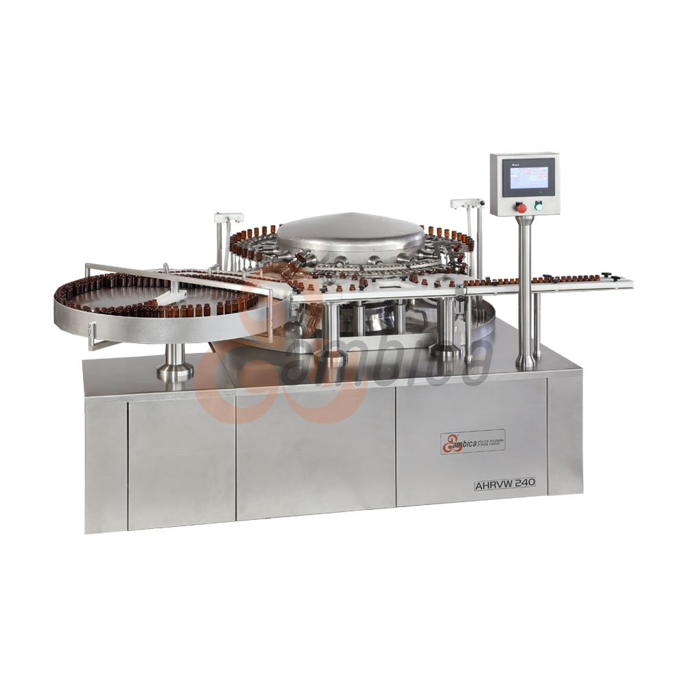 Automatic High Speed Rotary Vial Washing Machines