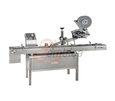 Automatic High Speed Top Side (Horizontal) Self-Adhesive (Sticker) Labelling Machine for PFS