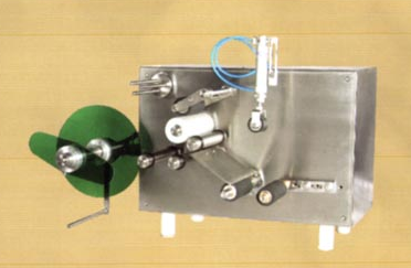 Semi-Automatic Self-Adhesive (Sticker) Labelling Machine